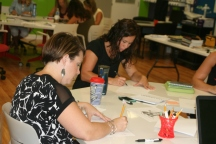 Piccini. Teacher Workshops at the WIU 1