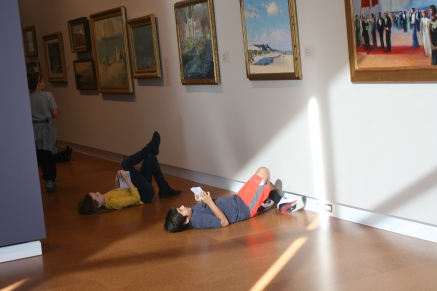 Writing at the Museum 11.21.15 062